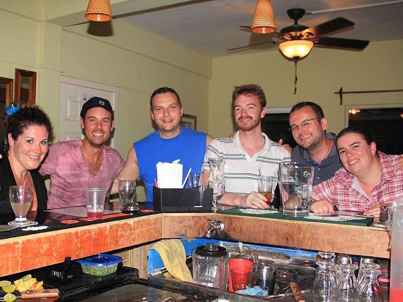 The Bar - El Fogon
