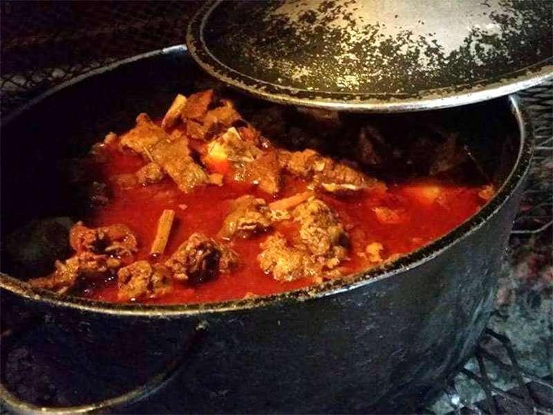 Stew - El Fogon
