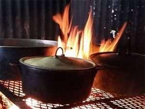 El Fogon Restaurant - Belizean Food - Cooking Firewood Style