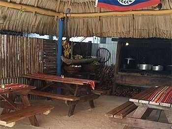 Tables Inside At El Fogon