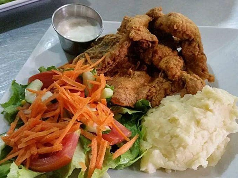 Fried Chicken - El Fogon