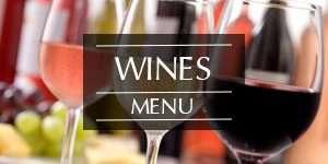 Wines at El Fogon Restaurant