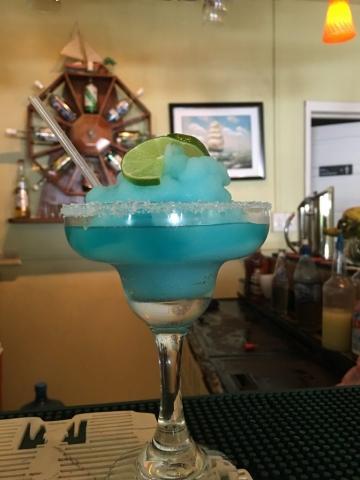 Frozen Blue Rita - El Fogon