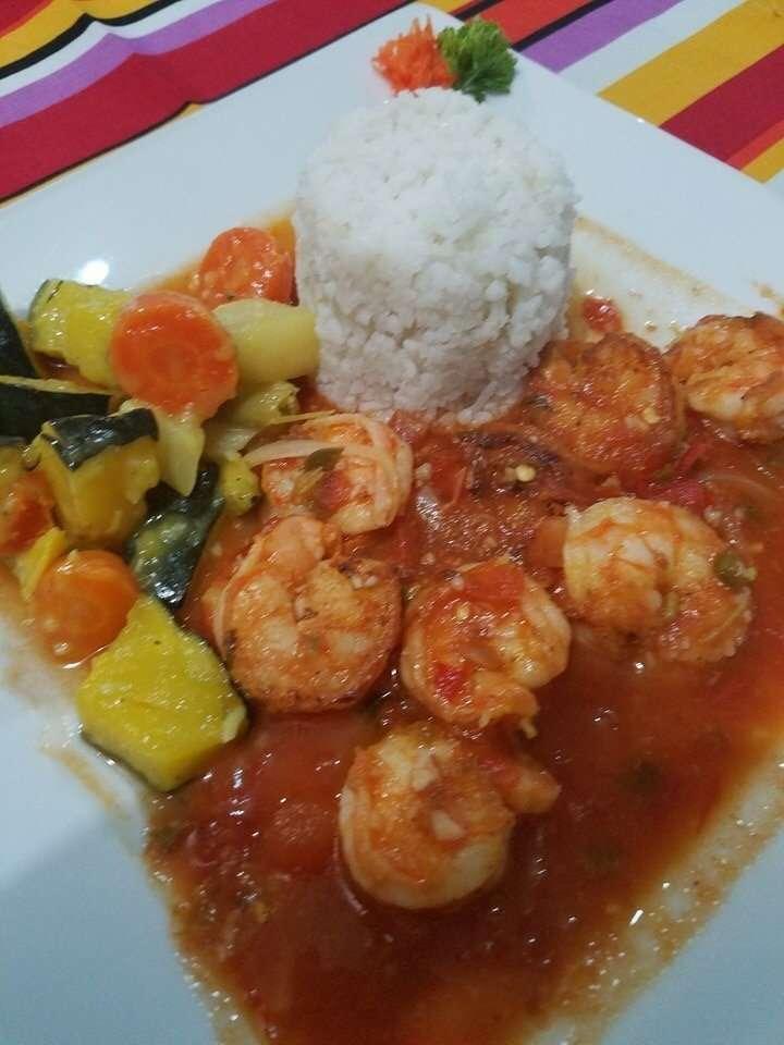 Shrimp Creole - El Fogon