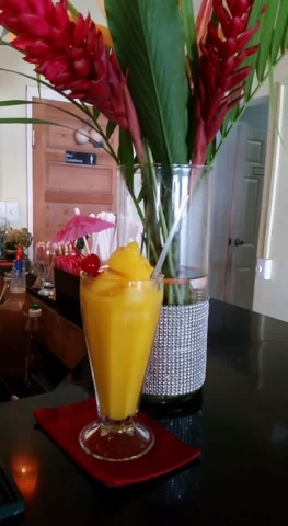 Mango Smoothie - El Fogon