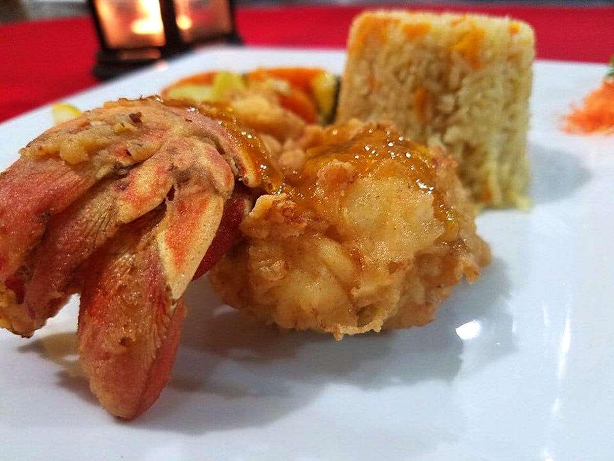 El Fogon Award Winning Lobster Dish for Lobster Fest