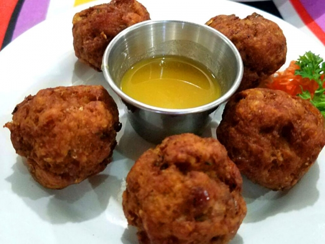 Fish Balls - El Fogon