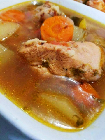 Chicken Soup - El Fogon