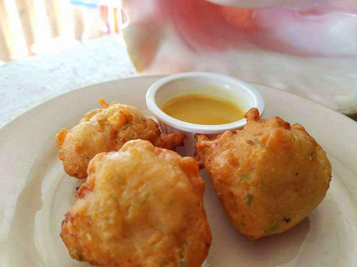 Conch Fritter - El Fogon