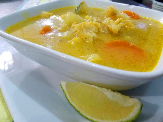 Conch Soup - El Fogon