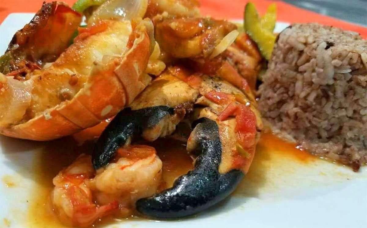 Crab Claws & Lobster - El Fogon