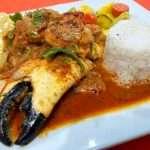 Crab Claws & Shrimp - El Fogon