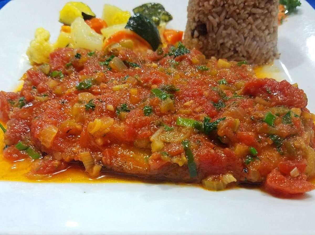 Creole Fish - El Fogon