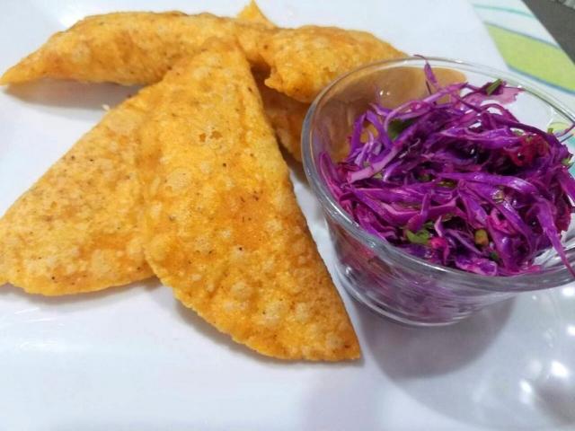 Fish Empanadas - El Fogon