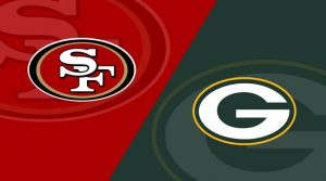 49ers vs Packers - NFL Conference Playoffs @ Sidelines Island Pub