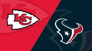 Chiefs vs Texans - NFL Divisional Playoffs @ Sidelines Island Pub