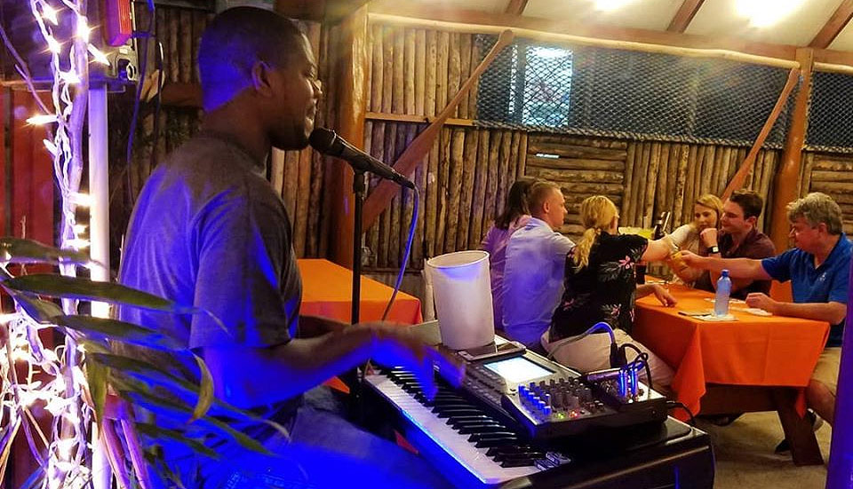 Live Music at El Fogon Restaurant with Orvin Jones