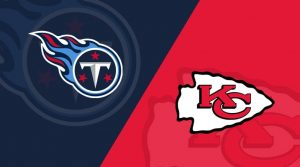 Titans vs Chiefs - NFL Conference Playoffs @ Sidelines Island Pub