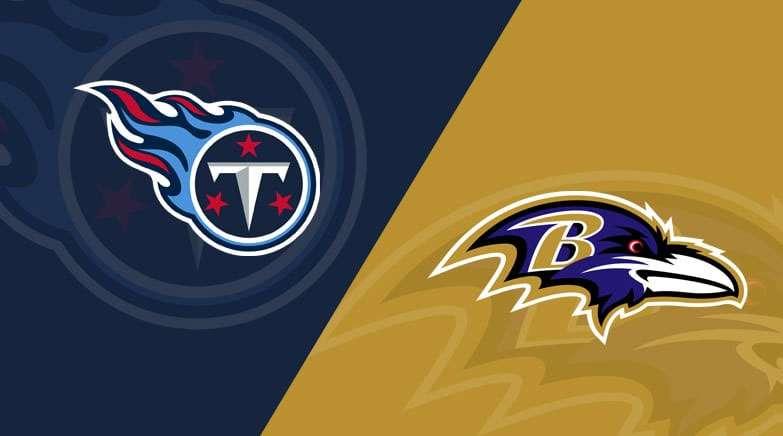 Titans vs Ravens