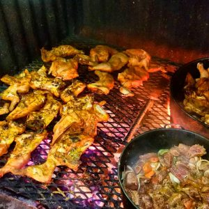 BBG Chicken at El Fogon Restaurant